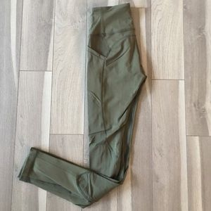 Fatigue Green All The Right Places Pant 4